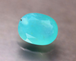 Paraiba Opal 3.30Ct Natural Peruvian Paraiba Color Opal D1020/A2