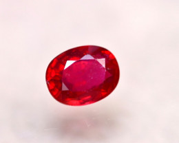 Ruby 3.46Ct Madagascar Blood Red Ruby D1025/A20
