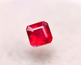Ruby 2.35Ct Madagascar Blood Red Ruby D1026/A20