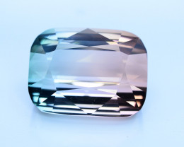 44.50 Ct Stunning Bi color Lovely Tourmaline Gemstone