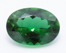 REDUCED .67 CTS. TSAVORITE, A RARE GEMSTONE, GLOWING GREEN