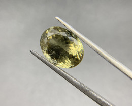 5.73 ct Natural Tourmaline Oval cut loose gemstone Ideal for mounting on je
