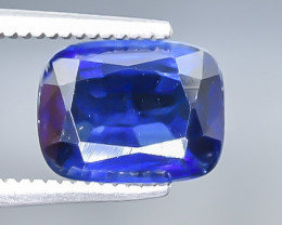 2.64 Crt Natural  kyanite Faceted Gemstone.( AB 60)
