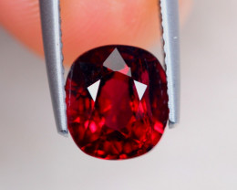 2.52Ct Natural Almandine Garnet Cushion Cut Lot LZ7406