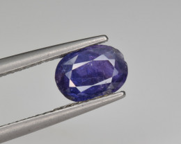 Natural Sapphire 1.20 Cts from Afghanistan