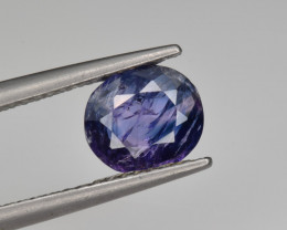 Natural Sapphire 1.39 Cts from Afghanistan