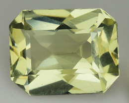 2.58 CT RARE BERYL GREEN COLOR TOP CLASS GEMSTONE GB15