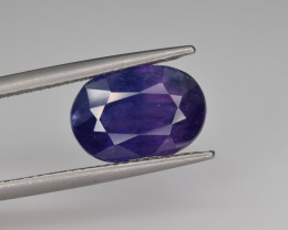 Natural Sapphire 4.49 Cts from Afghanistan