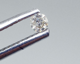 0.10ct  Diamond , 100% Natural Untreated