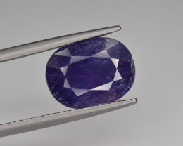 Natural Sapphire 5.02 Cts from Afghanistan