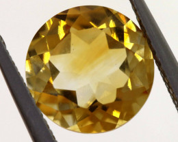 2.45 CTS CITRINE NATURAL FACETED   CG-34