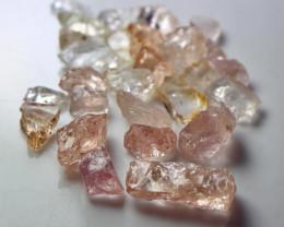 58.00 CT Natural & Unheated Pink Morganite Rough Lot