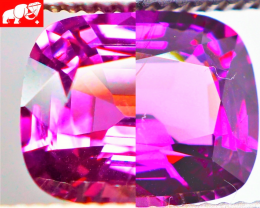 HUGE! COLOR SHIFT! 4.28 CT Purple Pink Spinel (Burma) | FREE SHIPPING!