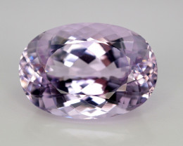27.60 Ct Top Grade Natural Kunzite ~A
