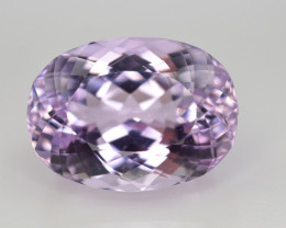 32.75 Ct Top Grade Natural Kunzite ~A