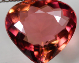 1.55 CT Excellent Cut Natural  Mozambique Tourmaline-PTA36