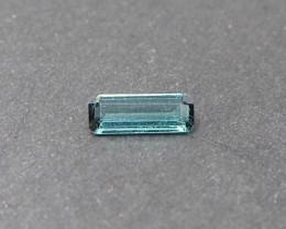 0.45ct VVS blue tourmaline