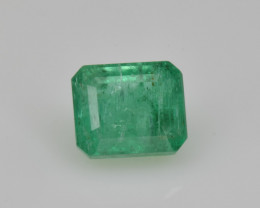 Natural Emerald 0.86 Cts Quality Gemstone from Panjshir, Afghanistan