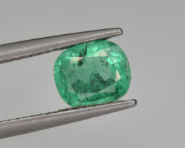 Natural Emerald 1.07 Cts Quality Gemstone from Panjshir, Afghanistan