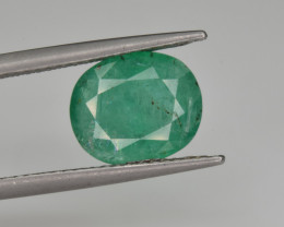Natural Emerald 2.62 Cts Quality Gemstone from Panjshir, Afghanistan