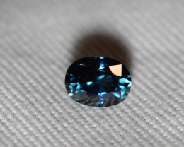 Unheated GIA Certified Blue Sapphire 1.07 Carats Untreated Gia Certificate