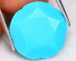 Turquoise 9.97Ct Natural Blue Color Sleeping Beauty Turquoise A1010