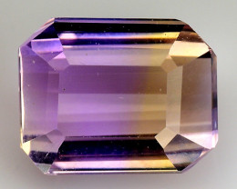 2.62 CT BOLIVIAN AMETRINE TOP CLASS LUSTER GEMSTONE AT18
