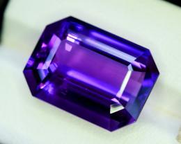 Amethyst, 18.50 Cts Natural Top Color & Cut Amethyst Gemstones