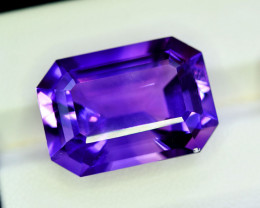 Amethyst, 21.60 Cts Natural Top Color & Cut Amethyst Gemstones