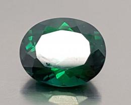 4.49Crt Green Topaz  Natural Gemstones JI13