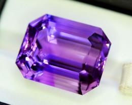 Amethyst, 34.60 Cts Natural Top Color & Cut Amethyst Gemstones
