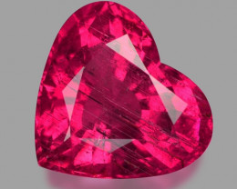 10.53 Cts Un Heated Pink Color Natural Rubellite  Loose Gemstone