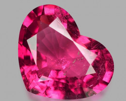 4.54 Cts Un Heated Pink Color Natural Rubellite  Loose Gemstone