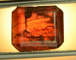 3.55 ct Manganotantalite ~ Extreme Rare Collector's Gem