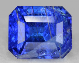9.28 Cts Amazing rare Violet Blue Color Natural Tanzanite Gemstone