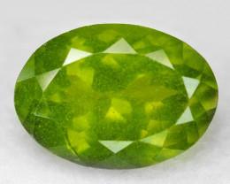 6.56  Cts  Amazing Rare Green Color Natural Vasvanite Loose Gemstone