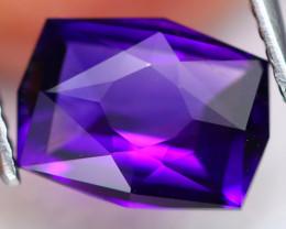 Uruguay Amethyst 1.92Ct VVS Master Cut Natural Violet Amethyst B1324