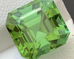6.80 Carats Natural Color Tourmaline Gemstone