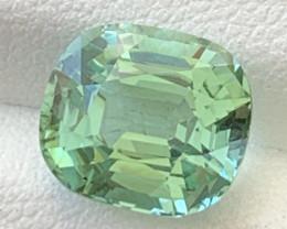 4 Carats Natural Color Tourmaline Gemstone