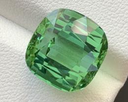 11.95 Carats Natural Color Tourmaline Gemstone