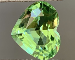 3.40 Carats Natural Color Tourmaline Gemstone