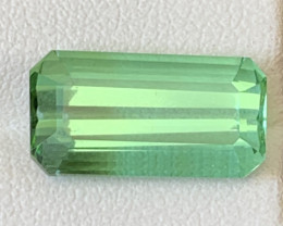 6.55 Carats Natural Color Tourmaline Gemstone