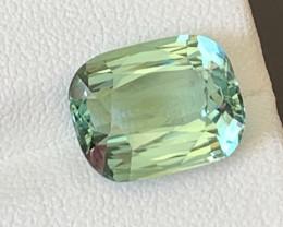 5.60 Carats Natural Color Tourmaline Gemstone