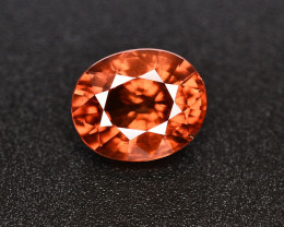 4.05 Ct Amazing Color Natural  Zircon Gemstone
