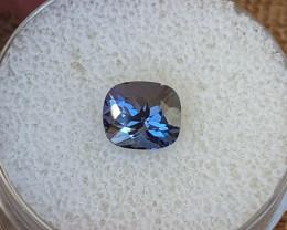 1,40ct Tanzanite - Designer cut!