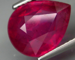 5.16 Cts . Top Quality Natural  Ruby  Winza Tanzania Gem