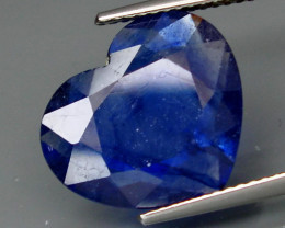 6.54 ct. Natural Blue  Sapphire Africa