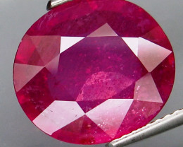 7.06 Cts. Top Quality  Natural Ruby Madagascar Gem
