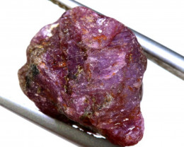 22.60CTS RUBY ROUGH AFRICA CRYSTAL UNTREATED RG-5155