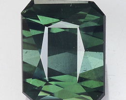 1.64 CT AFGHAN TOURMALINE BLUEISH  GEMSTONE AT12